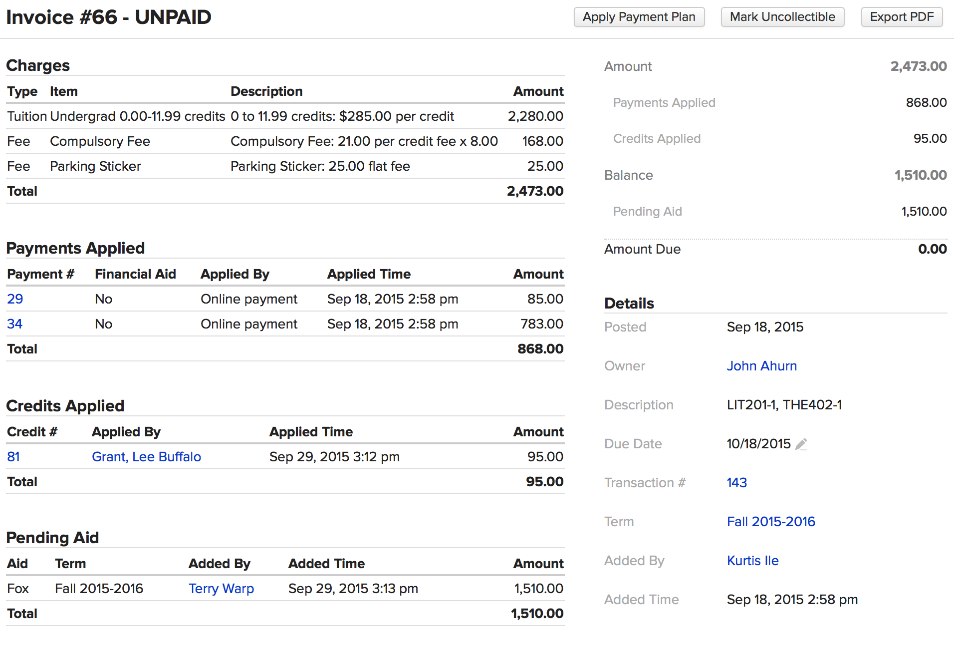 Darkfaderus  Winsome Invoices  Populi Knowledge Base With Fascinating Invoice Pages With Amazing Create A Receipt Also Macys Receipt In Addition Target Receipt And Toys R Us Return Without Receipt As Well As Walmart Return No Receipt Additionally Receipt Number From Supportpopuliwebcom With Darkfaderus  Fascinating Invoices  Populi Knowledge Base With Amazing Invoice Pages And Winsome Create A Receipt Also Macys Receipt In Addition Target Receipt From Supportpopuliwebcom